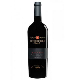 Ruou Vang Rutherford Reserve Cabernet Sauvignon