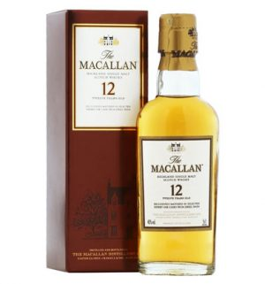 MACALLAN 12 Năm MINI